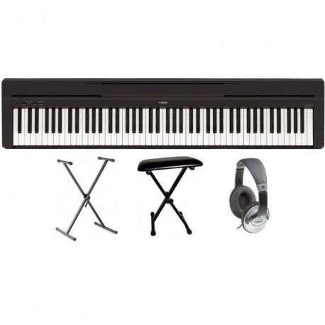 pack-piano-numerique-yamaha-p-45-b-noir-