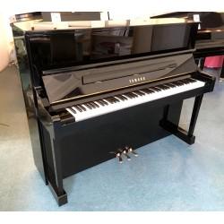 Piano Droit YAMAHA YM11 SILENT DISKLAVIER DKC 850 121cm Noir brillant