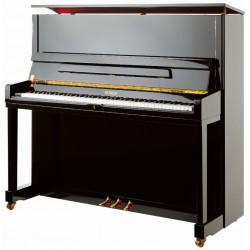 PIANO DROIT PETROF P131 M1 Noir Brillant