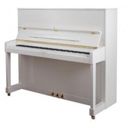 Piano Droit PETROF 125 M1 Noir Brillant, mécanique Renner