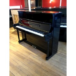 Piano Droit occasion PLEYEL P 122 Noir Brillant