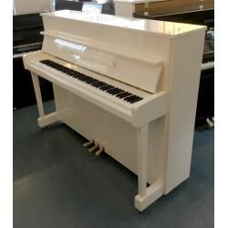 PIANO DROIT Occasion YAMAHA b2 113cm Blanc Brillant