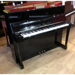 Piano droit occasion SEILER 118 Noir Brillant