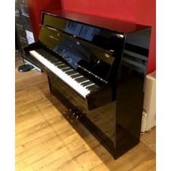 Piano Droit SEILER 112 Noir Brillant