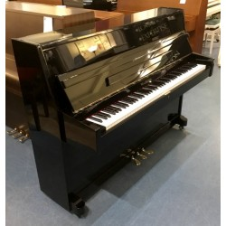 Piano droit WALDSTEIN UP 108 M Noir Brillant