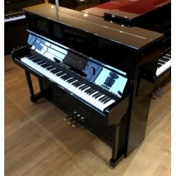 PIANO DROIT OCCASION THURMER 122 M Noir Brillant