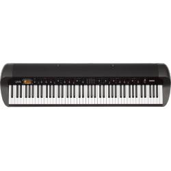 pianos numeriques de scene korg SV1 88 bk