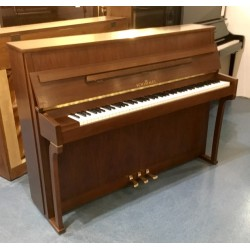 Piano Droit Occasion SCHIMMEL 108 noyer satiné