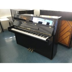 Piano Droit HYUNDAI U-822 114cm Noir Brillant
