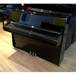 Piano droit PLEYEL By Schimmel MONCEAU Noir Brillant