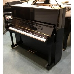 Piano Droit PETROF 125 Noir Brillant, mécanique Petrof Renner