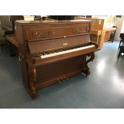 Piano Droit RAMEAU Antibes 122cm Noyer satiné