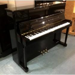 Piano Droit PETROF P 118 P1 Noir brillant