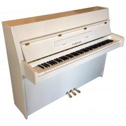Piano Droit YAMAHA C111 Blanc brillant