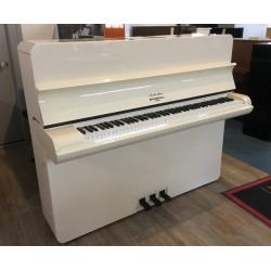 Piano droit RAMEAU Aurore blanc brillant