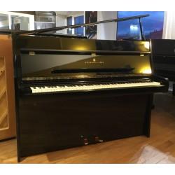 Piano droit STEINWAY & SONS Modèle Z Noir Brillant