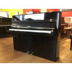 Piano Droit Euterpe 114 Noir Brillant