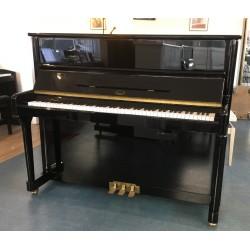 Piano Droit CHOISEUL 118-CG Noir Brillant