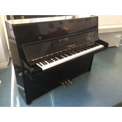 Piano Droit YAMAHA E-116 Noir Brillant