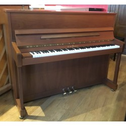 Piano Droit SCHIMMEL 116 S Noyer satiné