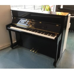Piano Droit JULIUS DRAYER JD-115 Noir Brillant 115 cm