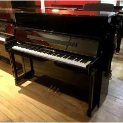 PIANO DROIT OCCASION C.BECHSTEIN Elegance 124 Noir Poli