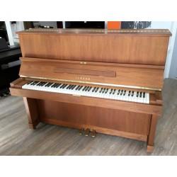 Piano Droit occasion YAMAHA W-121 chene satiné 1m21