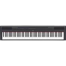 Piano numérique YAMAHA P 115B (Noir) / P 115WH (Blanc) /