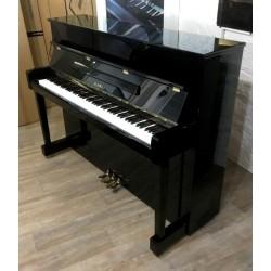 Piano droit KAWAI K115 Noir brillant 115cm