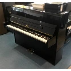 Piano Droit RÖSLER Rigoletto 108 Noir Brillant by PETROF