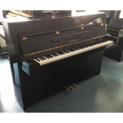 Piano Droit YAMAHA M5J Noir Brillant