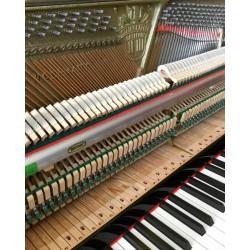 Piano droit Steingraeber & Sohne noir brillant