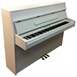 Piano Droit YOUNG CHANG EC-109 Blanc brillant