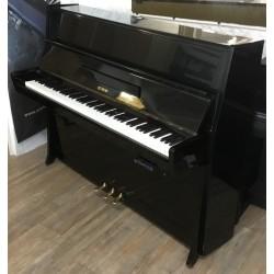 Piano Droit PETROF 114 Silent Nior Brillant