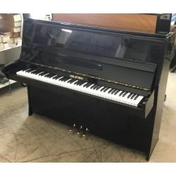 Piano Droit HOLDSTEIN 110cm Noir Brillant