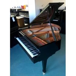 Piano a queue Kieffer 166 Noir Brillant