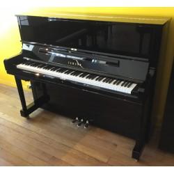 Piano Droit YAMAHA YUS1 TransAcoustique 121cm Noir Brillant