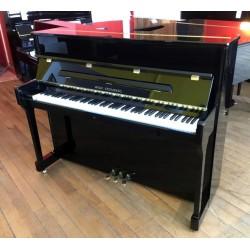 PIANO DROIT WILH.STEINBERG IQ16 Noir Brillant