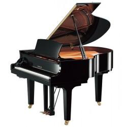 """PIANO A QUEUE YAMAHA C1X SH2 SILENT 161cm Noir Brillant """"offres promotionnelles en magasin ou au 04 72 41 92 24"""""""