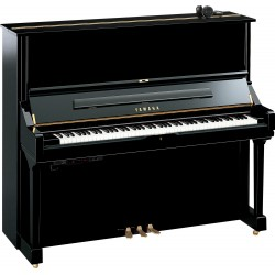 PIANO DROIT YAMAHA U3 SH2 SILENT 131cm Noir Poli