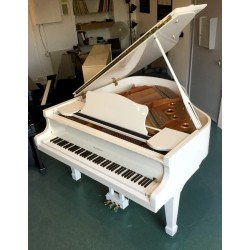 Piano a queue Kieffer 166 Blanc Brillant