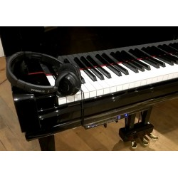 PIANO A QUEUE YAMAHA GC1 SILENT 161cm Noir Brillant / PRIX NOUS CONSULTER