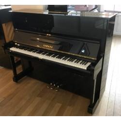 Piano droit Yamaha U1 MP100 Silent 1m21 Noir Brillant