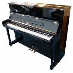 Piano Droit SAMICK SU 118 SP Noir brillant