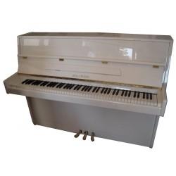 PIANO DROIT WILH.STEINER 109 Futura Blanc Brillant