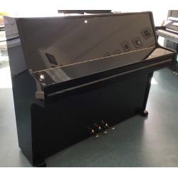 PIANO DROIT Rameau Briançon Noir brillant 115cm