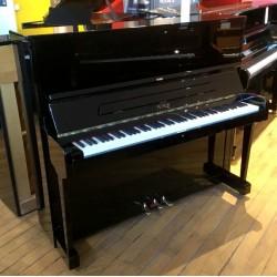 Piano Droit PETROF 125 Noir Brillant