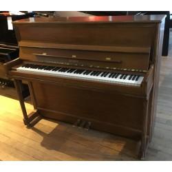 PIANO DROIT EUTERPE EU 119 Noyer satiné