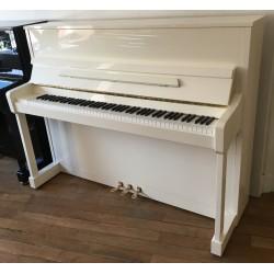 Piano Droit SCHIMMEL 116S blanc brillant