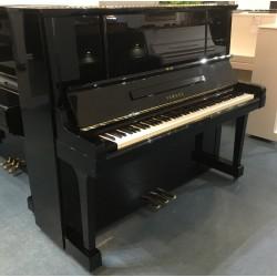 PIANO DROIT YAMAHA UX 3 Noir brillant 131cm